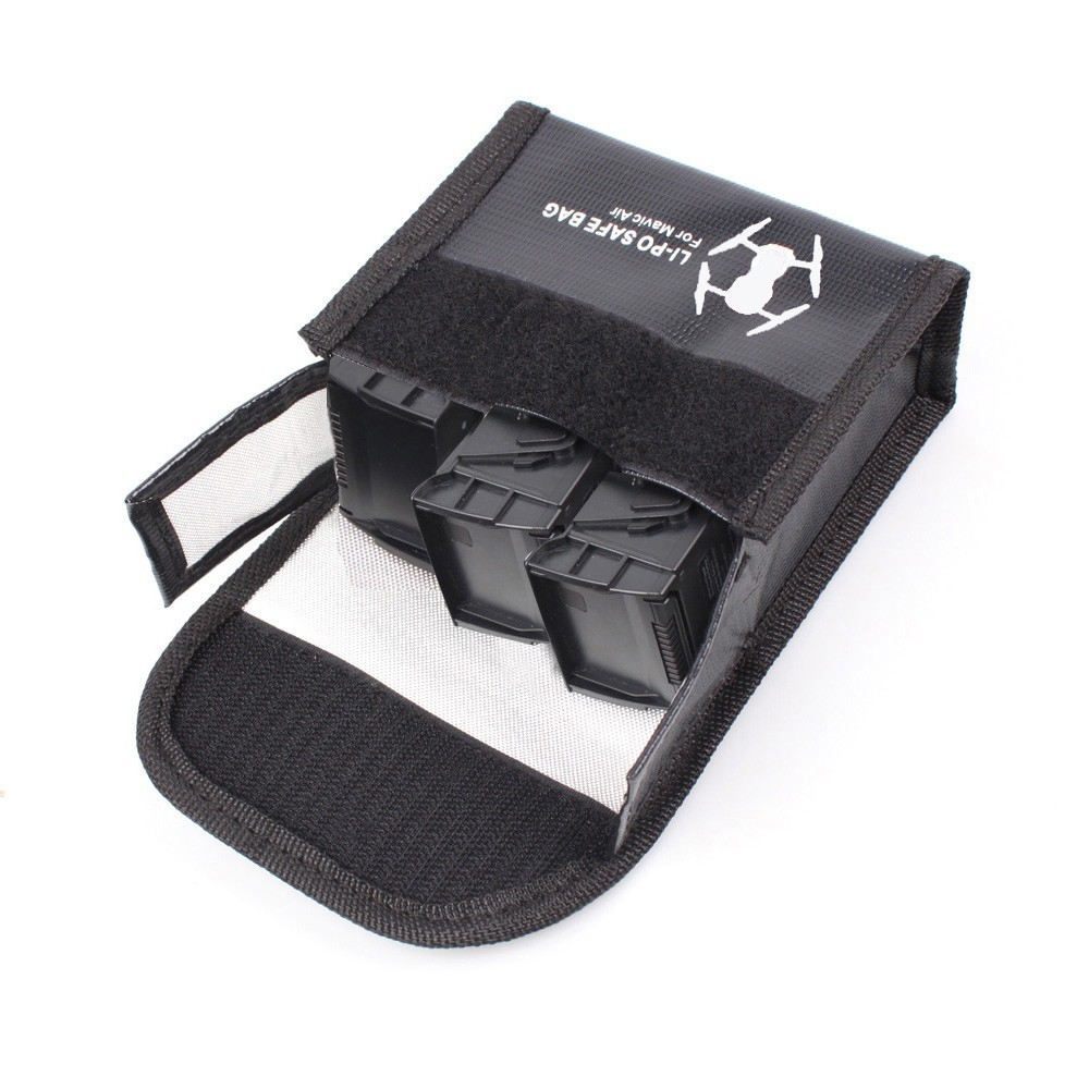 LiPo Safe Bag Explosion-proof Large Size for DJI MAVIC AIR