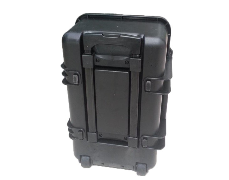 Hard case for Phantom 3/4 with handle and wheels