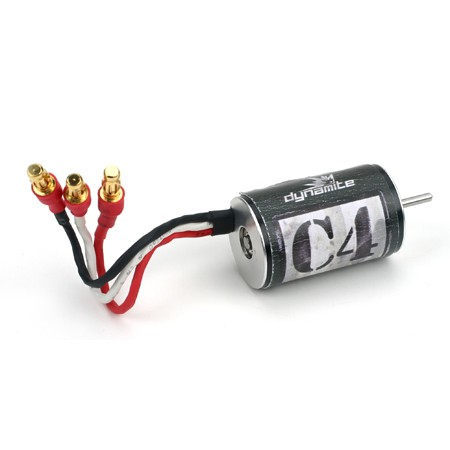 C4 Brushless Motor, 8000Kv