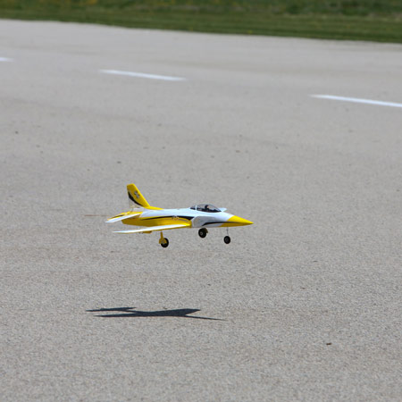 E-Flite UMX Habu 180 DF BNF Basic with AS3X Technology