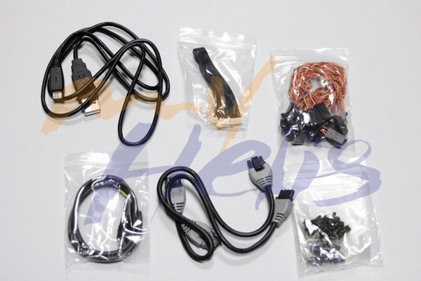 Z15-5D Cable Package