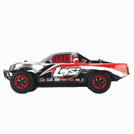LOSI 1/24-scale electric RTR 4WD short course truck
