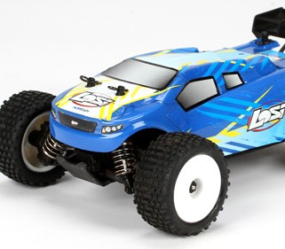 1/24 4WD Micro Truggy RTR: Blue