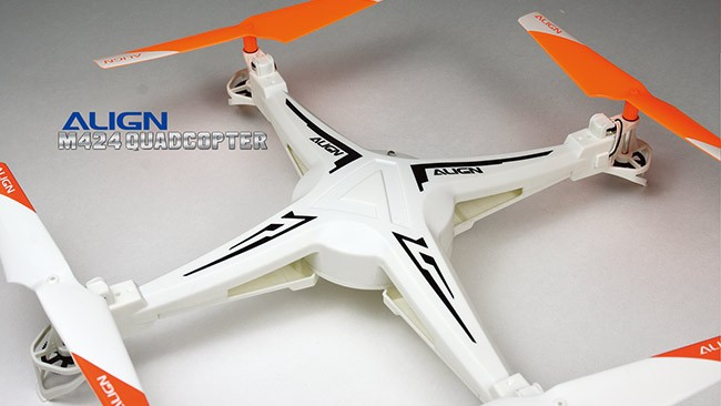M424 Quadcopter Super Combo