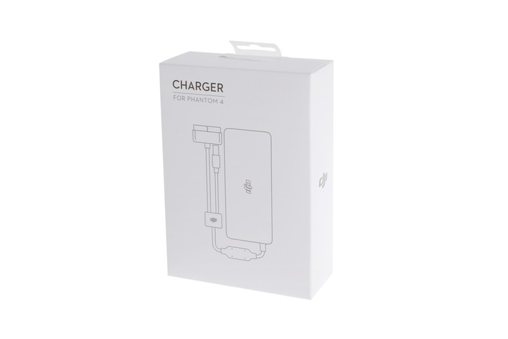 Phantom 4 Series - 100W Battery Charger (Without AC Cable)