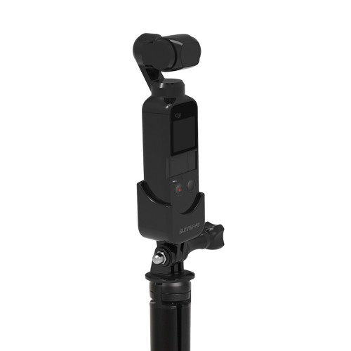 1/4 Adapter Multifunctional Expanding Switch Connection Rotatable Adaptor for OSMO POCKET