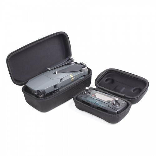 DJI Mavic Pro Carrying Case Portable Foldable Drone Body and Remote Controller Transmitter Bag