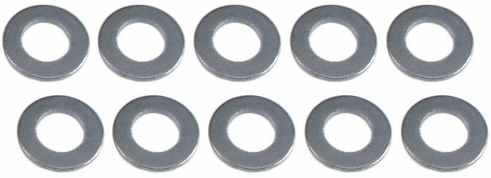 Flat Washer 4mm