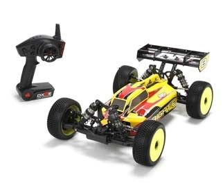 8IGHT-E RTR, AVC: 1/8th Electric 4wd Buggy