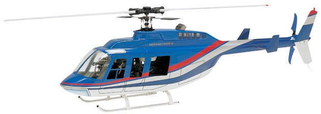 50 fuselage Long Ranger(blue)
