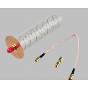 5.8G Receiver Helical Antenna with protecting case SMA Plug