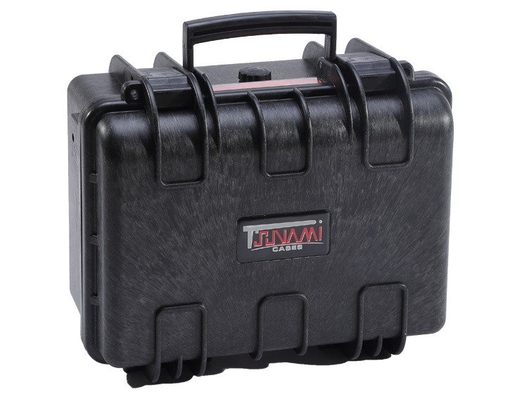 Hard Case with Cube Foam,357*293*193mm