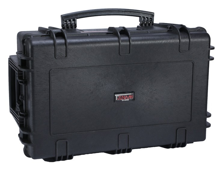Hard Case with Cube Foam, Handle, Wheels, 830*566*325mm