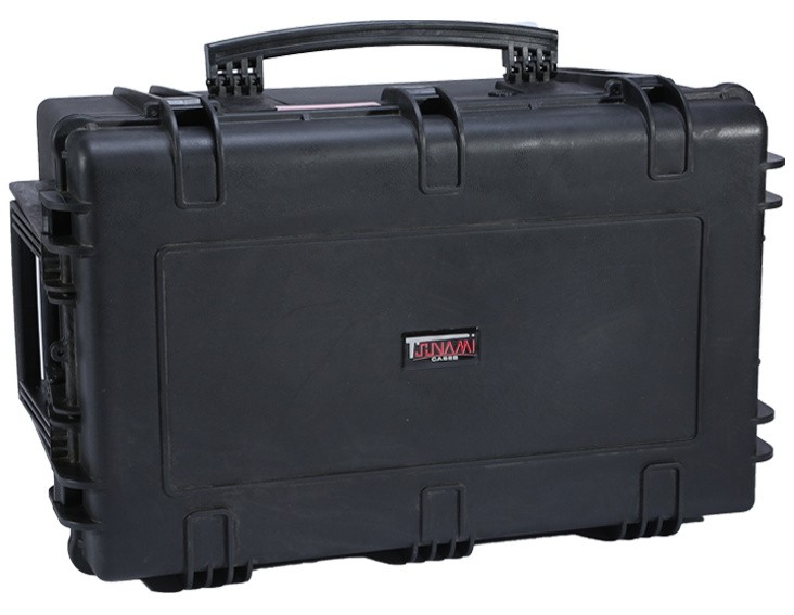 Hard Case with Cube Foam, Handle, Wheels, 851*763*429mm