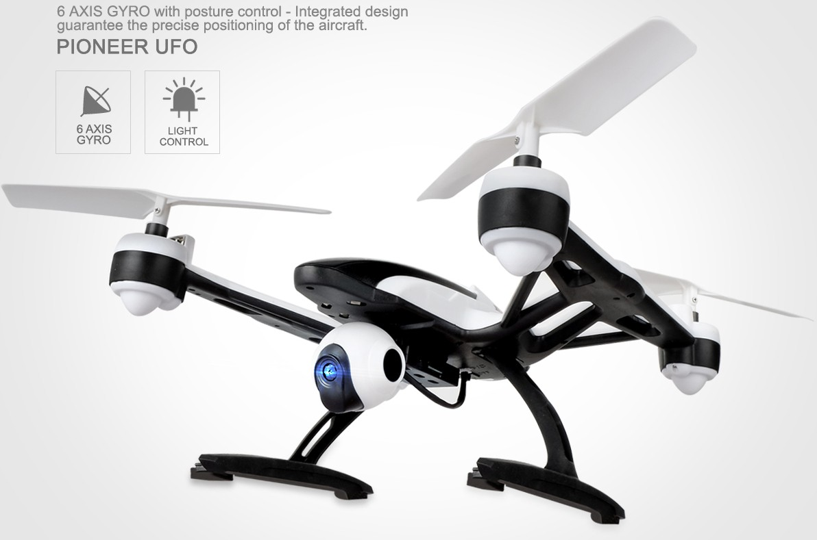 Pioneer Ufo Drone with Camera 540P