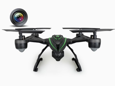 X-PREDATORS UFO R/C  with camera 720p High Definition