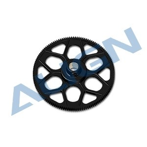 131T M0.8 Autorotation Tail Drive Gear - Black