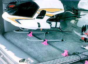 HELICOPTER HOLDERS PINK