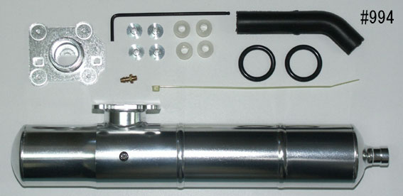 HATORI 994 , 90FS-3C.2 Tuned Muffler for F3C