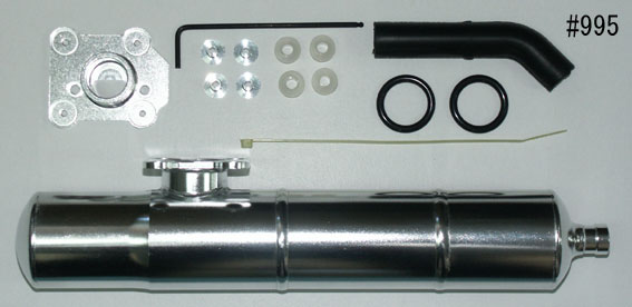 HATORI 995 , 90FS-3C.2 Tuned Muffler for F3C