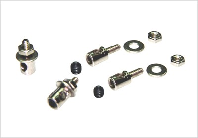 ADJUSTABLE ROD STOPPER M2 SET OF 4