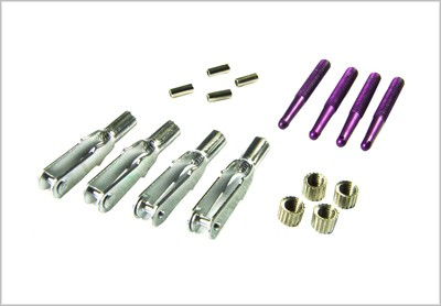 CLEVIS SET FOR PULL / PULL LINE