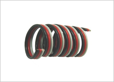 SERVO CABLE WIRE 60 STRANDS B/R/W COLOR 4 METERS