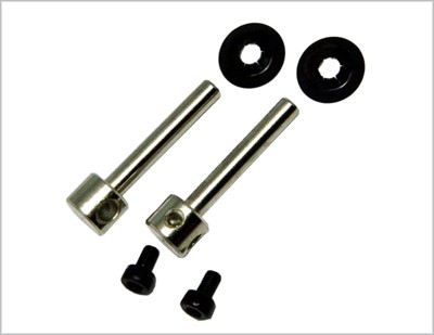 4MM WHEEL SHAFT-60