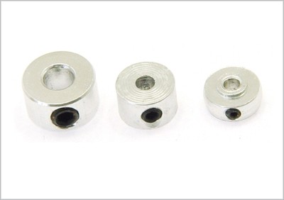 M2.5 ALUMINUM WHEEL STOPPER