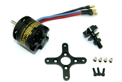 BlackMagic 2814 Brushless Motor 1000 kv