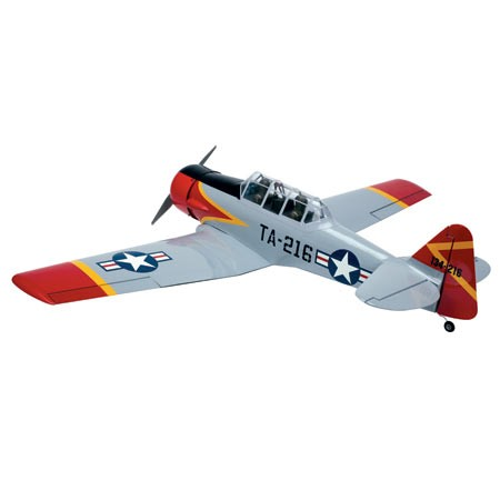 AT-6 Texan 25 ARF by E-Fllite