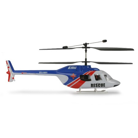 Jet Ranger Body Set, Blue/Red: BCX,BCX2