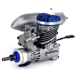 10GX 10cc Gas Engine with Pumped Carburetor