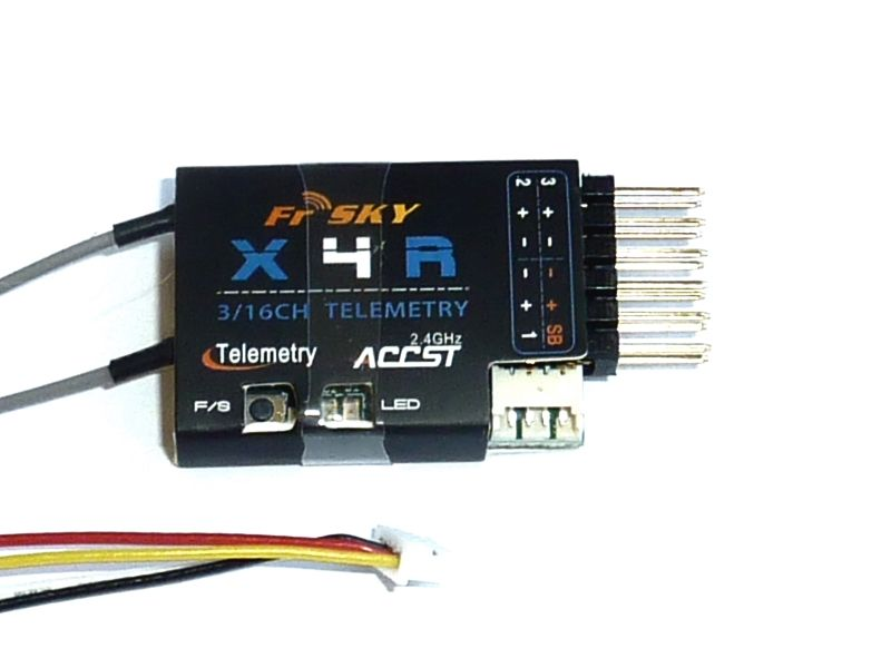 X4RSB 3/16ch Telemetry Receiver