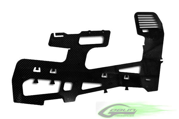 Carbon Fiber Main Frame (1pc)