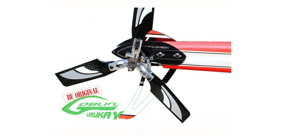 New Precision Design 3 Blades Tail System