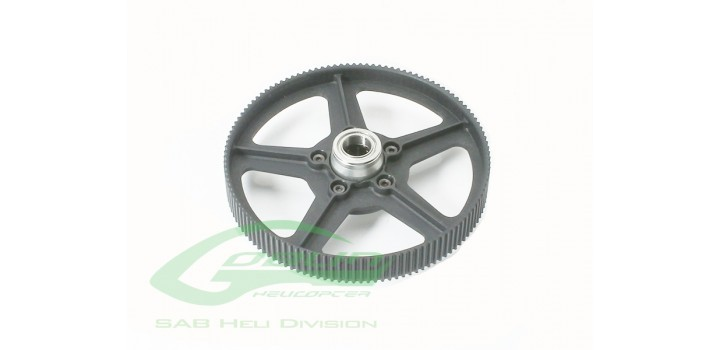 MAIN PULLEY 120T GOBLIN 380