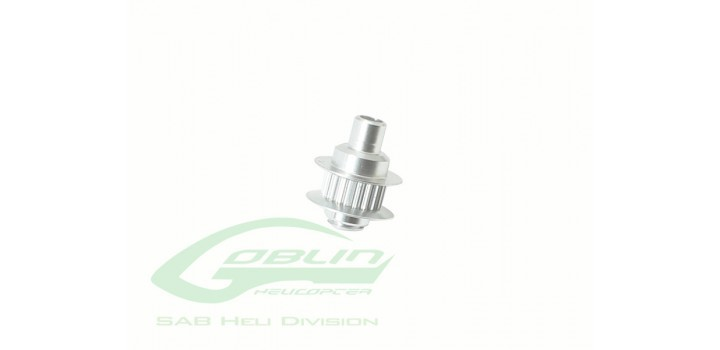 TAIL PULLEY 21T GOBLIN 380