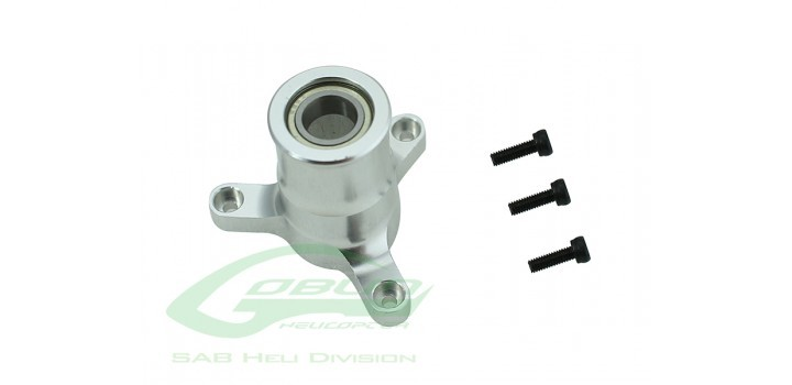 ALUMINUM MAIN SHAFT SUPPORT - GOBLIN 380