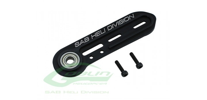 ALUMINUM TAIL ROTOR SIDE PLATE - GOBLIN 380
