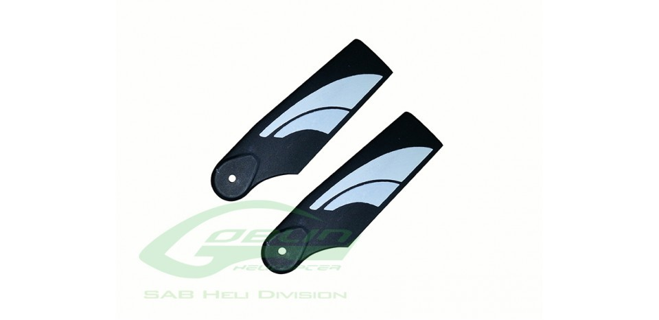 TECHNOPOLYMER TAIL BLADES .70 mm