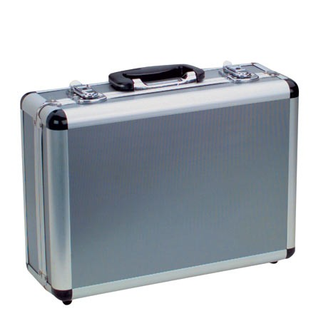 ALUMINUM TRANSMITTER CASE DOUBLE