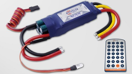 Hyperion ATLAS 120A 6S ESC Switching BEC