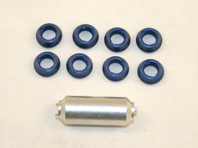JR Switch Nuts-Blue (not for 12X)