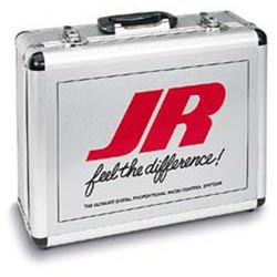 JR Deluxe Transmitter Case