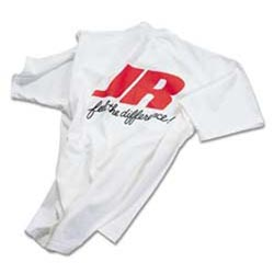 JR T-Shirt White Large