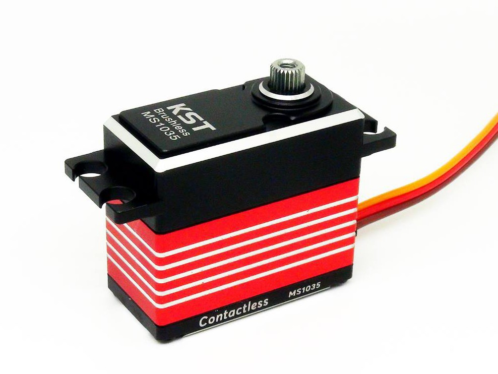 KST MS1035 contacless tail servo