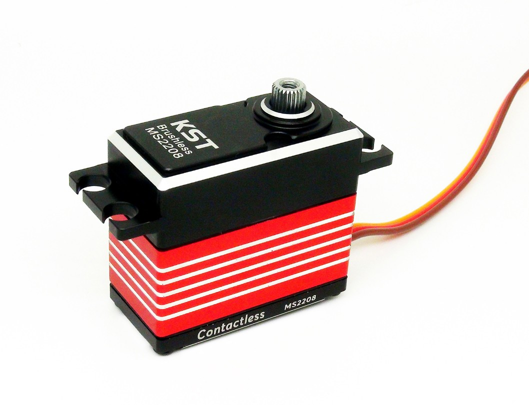 KST MS2208, Digital-Standard-Brushless-HV-Servo