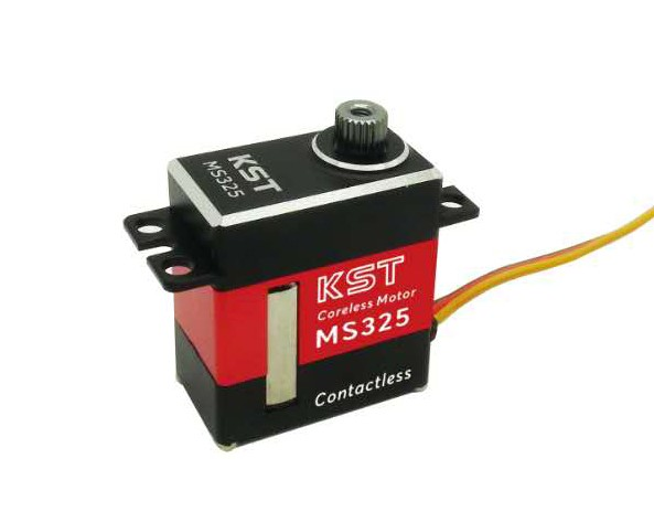 KST Micro Cyclic Servo MS325 with Hall Effect (Contactless) Sensor