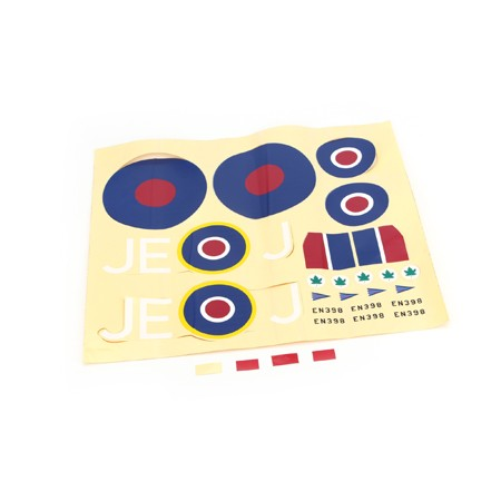 Decal Sheet: Spitfire MkIX
